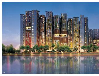 1402 sqft, 2 bhk Apartment in Aliens Space Station 1 Gachibowli, Hyderabad at Rs. 66.0000 Lacs