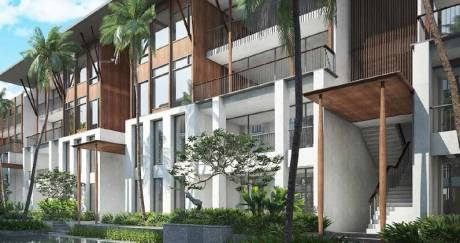 1540 sqft, 2 bhk Apartment in Builder delux 2bhk flats Candolim, Goa at Rs. 1.6598 Cr