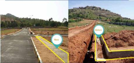 2000 sqft, Plot in Builder CPA Aproved plots for sale Nandi Hills, Bangalore at Rs. 40.0000 Lacs
