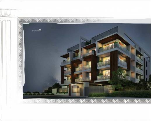 3159 sqft, 4 bhk Apartment in Builder Ultra flats at cunningham road Off Cunningham Road, Bangalore at Rs. 8.0000 Cr