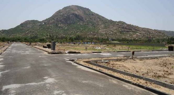 1200 sqft, Plot in Builder villa plots for sale near nandi hills Nandi Hills, Bangalore at Rs. 16.8000 Lacs