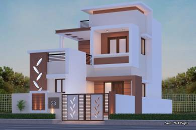 1000 sqft, 2 bhk Villa in Builder Aadhira arcade Kovilpalayam, Coimbatore at Rs. 35.9000 Lacs