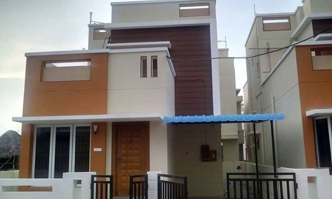 1200 sqft, 2 bhk IndependentHouse in Builder individual house Subramaniyapuram, Trichy at Rs. 25.0000 Lacs