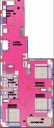 1062 sqft, 3 bhk Apartment in Maruti Greens Behala, Kolkata at Rs. 13000