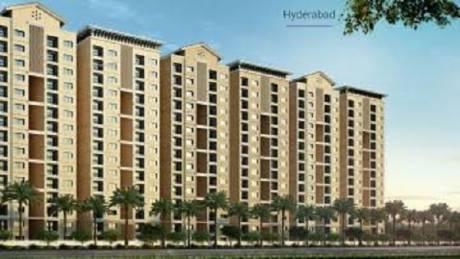 1250 sqft, 2 bhk Apartment in Nebula Aavaas Miyapur, Hyderabad at Rs. 37.5000 Lacs