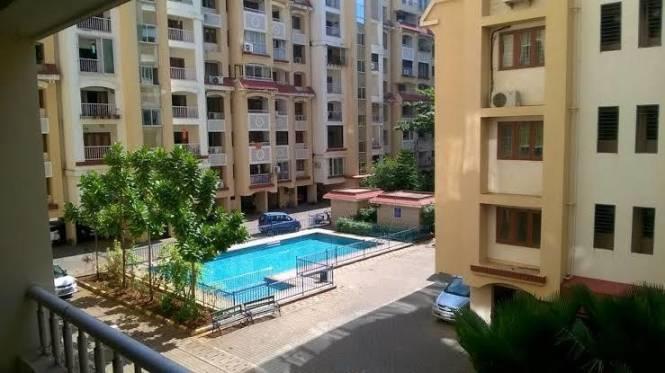 1689 sqft, 3 bhk Apartment in Kamat Construction Pvt Ltd Riviera Caranzalem, Goa at Rs. 32000