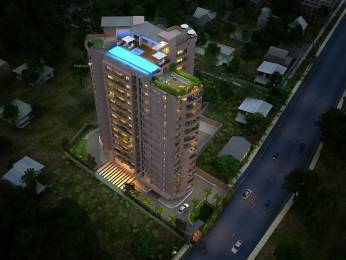 1616 sqft, 3 bhk Apartment in Tulsi Capitol Pointe Vennala, Kochi at Rs. 1.0096 Cr