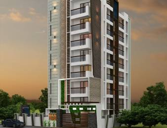 1275 sqft, 3 bhk Apartment in Tulsi Majestic Court Kacheripady, Kochi at Rs. 87.6400 Lacs