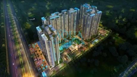 1075 sqft, 2 bhk Apartment in Shri Radha Aqua Gardens Sector 16B, Greater Noida at Rs. 34.0000 Lacs