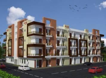 950 sqft, 2 bhk Apartment in Aasra Aditya Apartment Unione Residency Pratap Vihar, Ghaziabad at Rs. 18.5000 Lacs