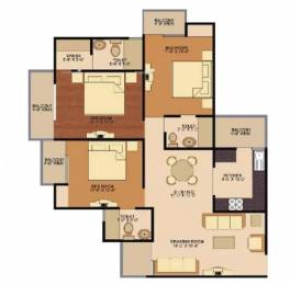 1335 sqft, 3 bhk Apartment in Shree Energy Classic Residency Phase I and Phase 2 Raj Nagar Extension, Ghaziabad at Rs. 38.0000 Lacs