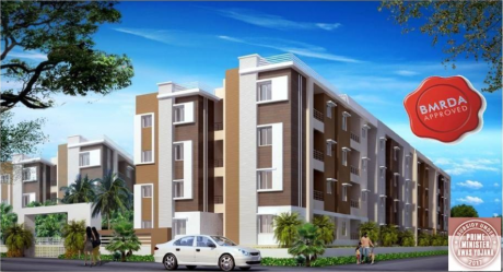 809 sqft, 2 bhk Apartment in Builder Ashish Green Kuthaganahalli, Bangalore at Rs. 19.8205 Lacs