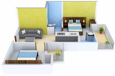 799 sqft, 2 bhk Apartment in Migsun Kiaan Sector 14 Vasundhara, Ghaziabad at Rs. 39.9420 Lacs