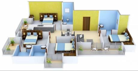 1795 sqft, 4 bhk Apartment in Migsun Kiaan Sector 14 Vasundhara, Ghaziabad at Rs. 1.1414 Cr
