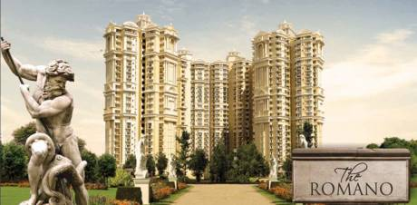 1020 sqft, 2 bhk Apartment in Supertech The Romano Sector 118, Noida at Rs. 42.3300 Lacs