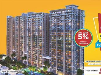 888 sqft, 3 bhk Apartment in Sikka Kimaantra Greens Apartment Sector 79, Noida at Rs. 55.0000 Lacs