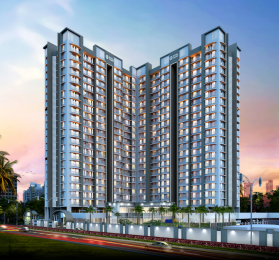 594 sqft, 1 bhk Apartment in Royal OASIS PHASE 1 Malad West, Mumbai at Rs. 79.9750 Lacs