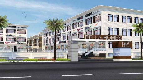 990 sqft, 2 bhk BuilderFloor in Builder BELLA homes Dera Bassi, Chandigarh at Rs. 22.0000 Lacs
