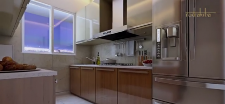 1050 sqft, 2 bhk Apartment in Raj Rudraksha Dahisar, Mumbai at Rs. 93.4100 Lacs