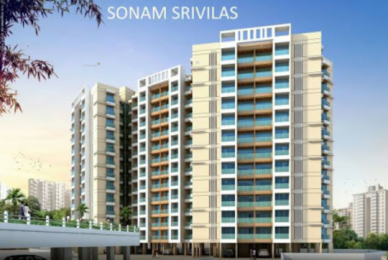 1080 sqft, 2 bhk Apartment in Jainam Sonam Srivilas Mira Road East, Mumbai at Rs. 76.5000 Lacs