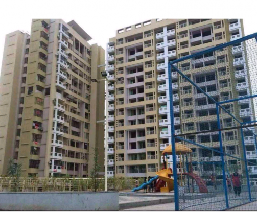 920 sqft, 2 bhk Apartment in Kanungo Garden City Mira Road East, Mumbai at Rs. 71.9000 Lacs