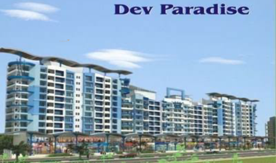 1385 sqft, 3 bhk Apartment in SDC Dev Paradise Mira Road East, Mumbai at Rs. 1.0000 Cr