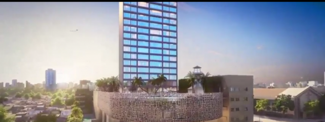 1245 sqft, 2 bhk Apartment in Kanakia Miami Mahim, Mumbai at Rs. 5.2600 Cr