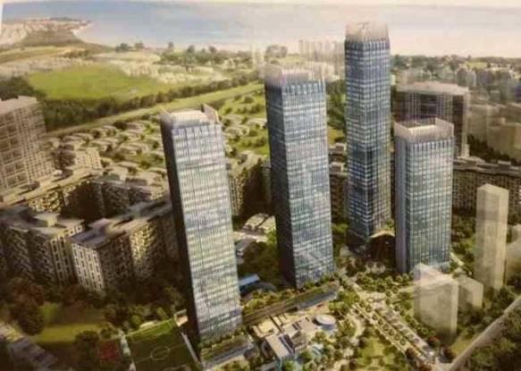 1339 sqft, 2 bhk Apartment in Indiabulls Blu Worli, Mumbai at Rs. 6.6500 Cr