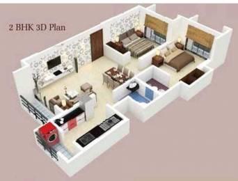 1050 sqft, 2 bhk Apartment in Neha Heena Presidency Mira Road East, Mumbai at Rs. 71.0000 Lacs