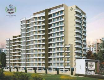 648 sqft, 1 bhk Apartment in RNA NG Canary Mira Road East, Mumbai at Rs. 41.5000 Lacs