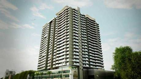 674 sqft, 1 bhk Apartment in SK Imperial Heights Mira Road East, Mumbai at Rs. 54.6000 Lacs