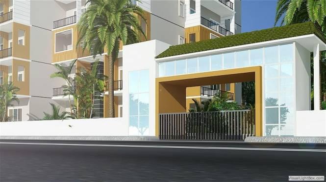 1104 sqft, 2 bhk Apartment in Venkat Windsor East KR Puram, Bangalore at Rs. 38.6000 Lacs