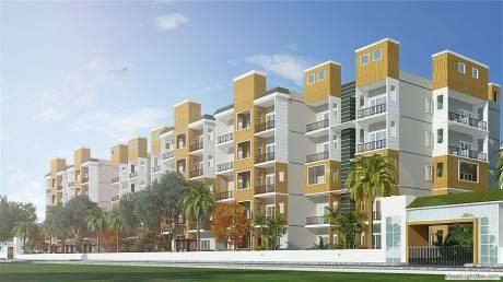 1211 sqft, 2 bhk Apartment in Venkat Windsor East KR Puram, Bangalore at Rs. 42.3850 Lacs
