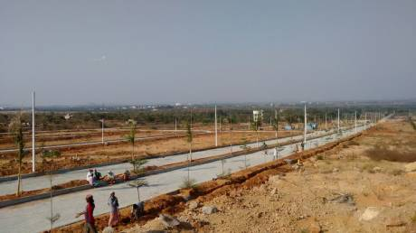 1485 sqft, Plot in Builder Project Ghatkesar, Hyderabad at Rs. 14.9900 Lacs