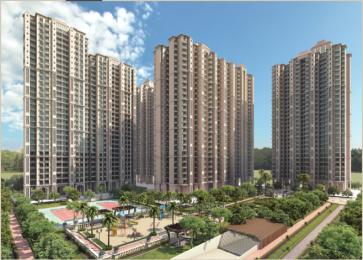 770 sqft, 2 bhk Apartment in Prateek Prateek Grand City NH 24 Highway, Ghaziabad at Rs. 30.3000 Lacs