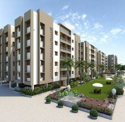 1746 sqft, 3 bhk Apartment in Shaligram Garden Residency I Bopal, Ahmedabad at Rs. 18000