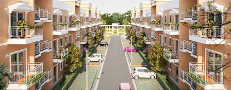 740 sqft, 2 bhk Apartment in Builder Green Residency CHD City Karnal Sector 45, Karnal at Rs. 15.9900 Lacs