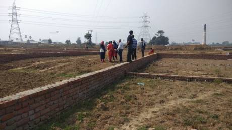 800 sqft, Plot in Builder SOLITAIRE CITY Aminaabad, Lucknow at Rs. 8.0000 Lacs
