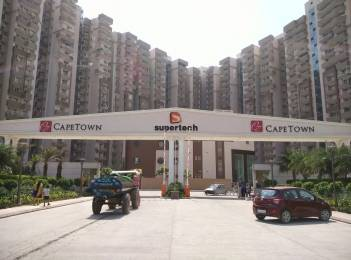 1295 sqft, 3 bhk Apartment in Supertech CapeTown Sector 74, Noida at Rs. 16000