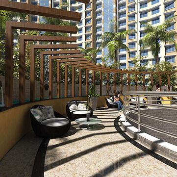 1015 sqft, 2 bhk Apartment in Gurukrupa Marina Enclave Malad West, Mumbai at Rs. 1.4100 Cr
