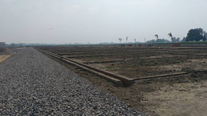 3200 sqft, Plot in Builder shine city vaidik vihar Nigoha, Lucknow at Rs. 14.4000 Lacs