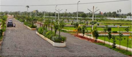 1800 sqft, Plot in AVRS Hill County 1 Bhuvanagiri, Hyderabad at Rs. 6.0000 Lacs