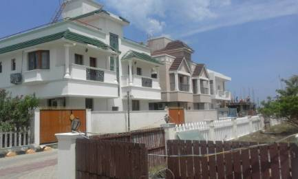 1500 sqft, 3 bhk Villa in Builder Project ECR Road, Chennai at Rs. 55.3500 Lacs