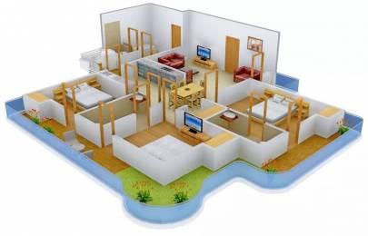 2080 sqft, 3 bhk Apartment in Gaursons Valerio Ahinsa Khand 2, Ghaziabad at Rs. 1.0000 Cr