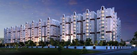 2020 sqft, 3 bhk Apartment in GreenMark Galaxy Apartments Kondapur, Hyderabad at Rs. 96.8700 Lacs