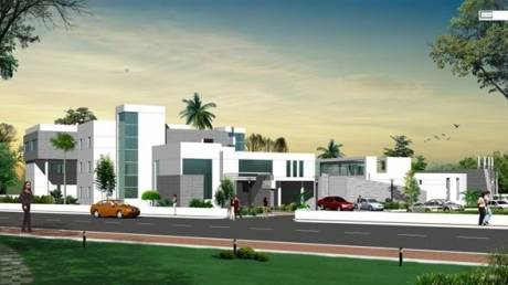 2800 sqft, 3 bhk Villa in VIsion Urjith Tellapur, Hyderabad at Rs. 2.0500 Cr