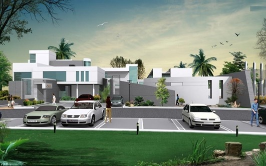 2800 sqft, 3 bhk Villa in VIsion Urjith Tellapur, Hyderabad at Rs. 2.0500 Cr