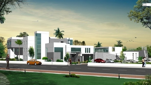 3450 sqft, 4 bhk Villa in VIsion Urjith Tellapur, Hyderabad at Rs. 2.5900 Cr