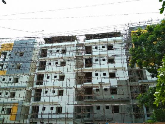 1760 sqft, 3 bhk Apartment in Sark Heights Two Kondapur, Hyderabad at Rs. 88.0000 Lacs