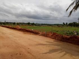 1,242 sq ft  Residential plot in Builder akshita infra golden breeze phase 2